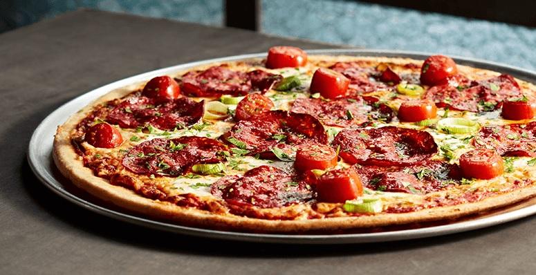 grålum pizza sarpsborg meny